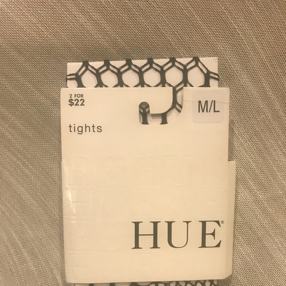 HUE Accessories - HUE fishnet tights